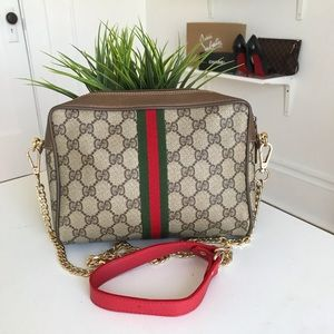 Authentic Gucci Crossbody Bag
